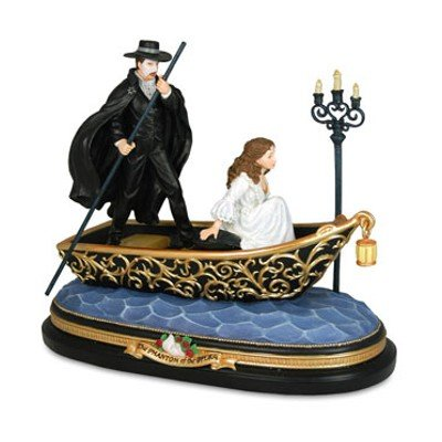 Phantom of the Opera - Journey to the Lair - Musical Figurine by The San Francisco Music Box Company