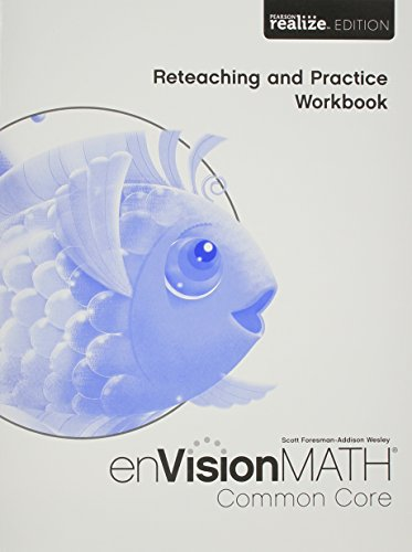 MATH 2015 COMMON CORE PRACTICE & RETEACHING WORKBOOK GRADE K