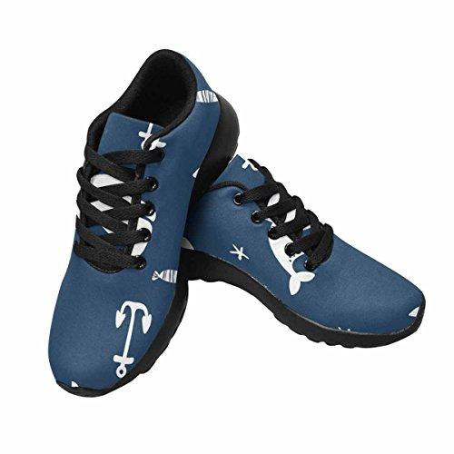 Scarpe Da Corsa Trail Running Da Donna Jogging Leggero Sportivo Da Passeggio Sneaker Atletico Carino Balena Multi 1
