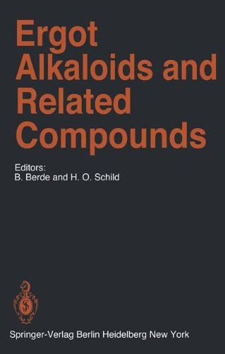 Ergot Alkaloids and Related Compounds (Handbook of Experimental Pharmacology)