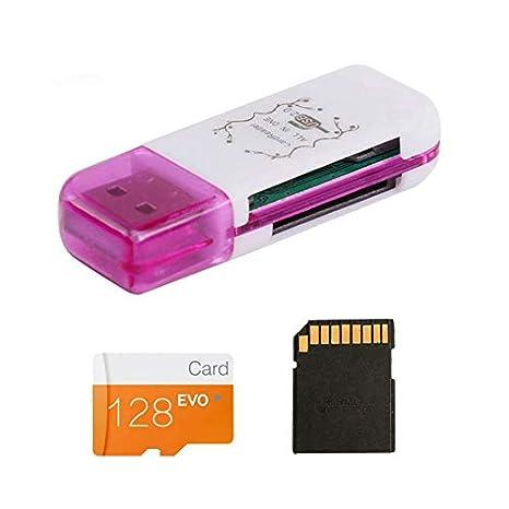 Ultra 128GB 64GB 32GB Micro Security Digital HC TF Tarjeta de ...