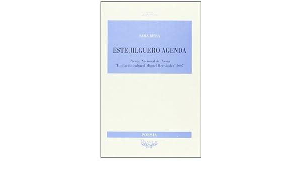 Este jilguero agenda: Amazon.es: Mesa, Sara: Libros
