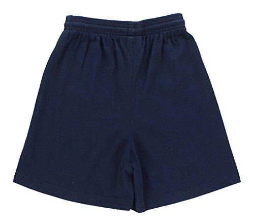 Converse Kids Fleece Drawstring Shorts Navy S