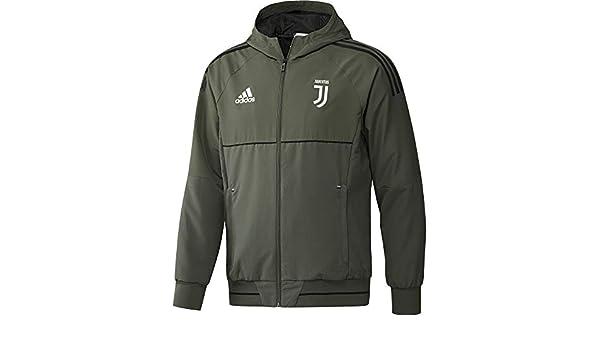 adidas Juve EU Pre Jk Chaqueta-Línea Juventus de Turín ...