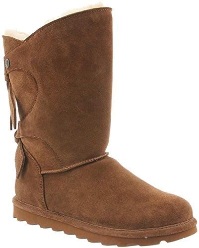 BEARPAW Women's Willow Boot Hickory II Size 9 B(M) US by BEARPAW (Image #1)