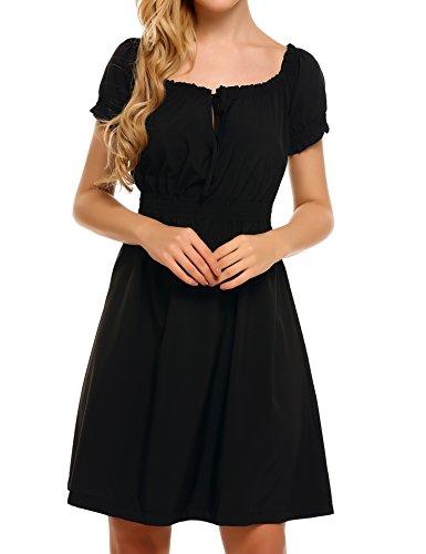 Buy beautiful short strapless dresses - 1