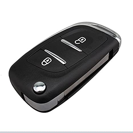 Toyota 2 Tasten Schlüsselanhänger Gehäuse Corolla,Camry und andere UK VERKÄUFER