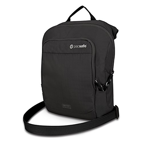 Pacsafe Venturesafe 200 GII Anti-Theft Travel Bag, Black