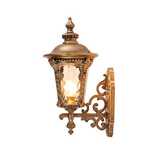 Victorian Outdoor Wall Lamps in US - 9
