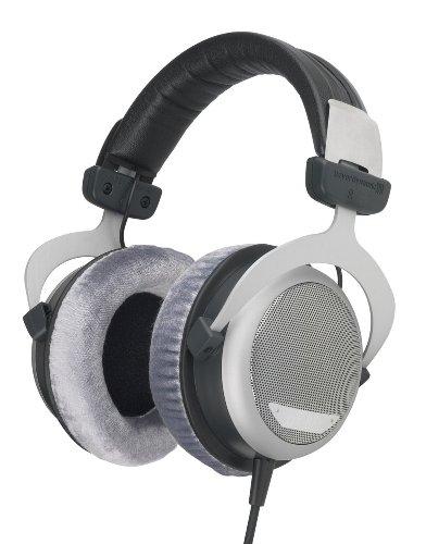 Beyerdynamic DT 880 Edition 600 Ohm Over-ear Semi-open Black Silver