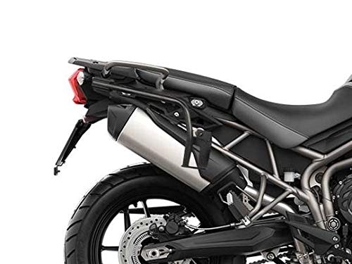 SHAD D0B36T0TG81IF-IN Triumph Tiger 800 11-18 SH36 Cases 3P System Side Mount and Inner Bags, 1 Pack by SHAD (Image #2)