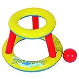Balance Living® Water Sports Inflatable Pool Basketball Set