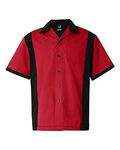 (Ponce Hilton Cruiser Retro Bowling Shirt Mens size S M L XL 2XL 3XL HP2243)