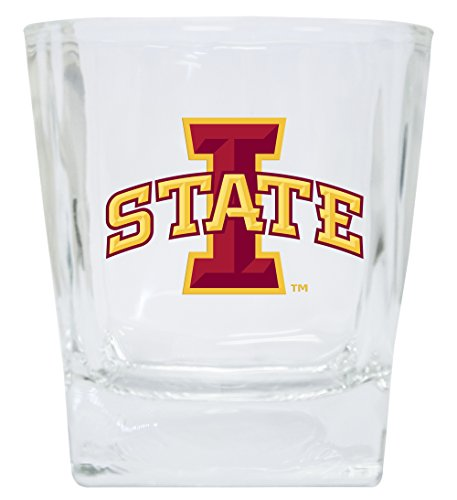 (Iowa State Cyclones Short Glass Tumbler Set of)