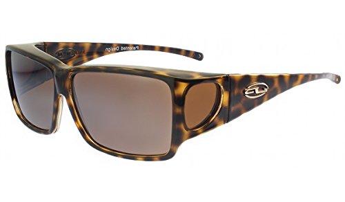 Fitovers Orion Polarized - Polycarbonate Sunglasses Vs Glass