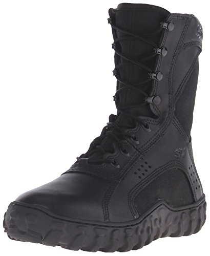 Rocky Men's FQ0000102 Boot, black, 11 M (Mens Black Uniform Western Boots)