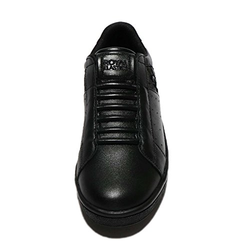 ROYAL ELASTICS Mens Icon Alpha, Black, 7.5 M US