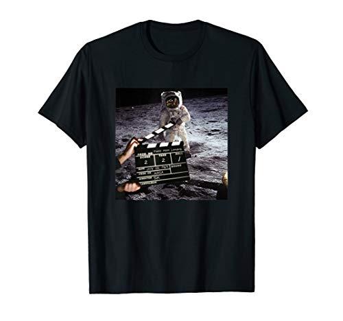 Fake Moon Landing T-shirt
