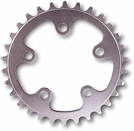 STRONGLIGHT CHAINRING Steel 5-Hole 74mm bolt circle wide sizes