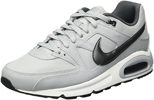 mtlc Dark Command Nike Grey Max 012 LeatherScarpe black Corsa Grigiowolf white Da Air Uomo Grey XiTklOPZuw
