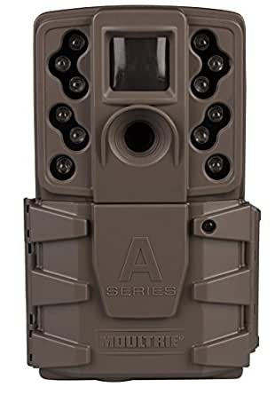 Moultrie A-Series Game Cameras (2018) | 0.7 S Trigger Speed | 720p Video | Compatible with Moultrie Mobile (sold separately), Moultrie A-25 Camera (2018) | All Purpose Series, MCG-13296, Moultrie A-25 Game Cameras (2018) | A-Series| 12 MP | 0.9 S Trigger Speed | 720p Video | MOU Mobile Compatible, Moultrie A-25 Game Cameras (2018) | A-Series| 12 MP | 0.9 S Trigger Speed | 720p Video | MOU Mobile Compatible