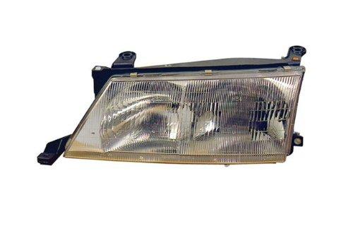 1996 toyota avalon headlight lens - 2