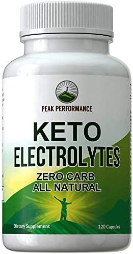 Keto Electrolytes Supplement Unflavored Electrolyte
