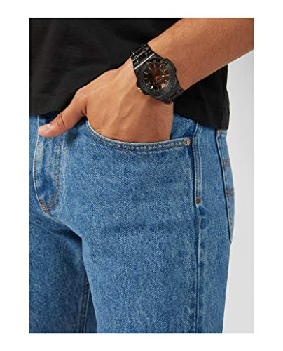 Versace VEDY00719 Chain Reaction heren horloge 45 mm