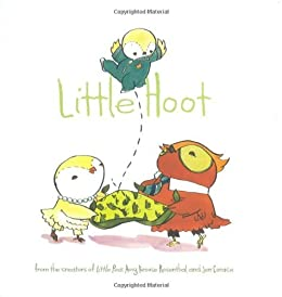Little Hoot by [Rosenthal, Amy Krouse]