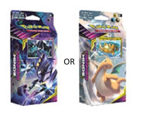 Pokémon TCG: Sun & Moon-Unified Minds Theme Deck