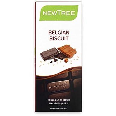 Newtree Organic Dark Chocolate Thyme Bar