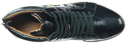 moyenne lacets à taille Gentka pour femmes lacé Sneaker Souls Avq78x