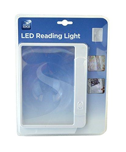 LED Reading Light - 3X Illuminated Reading Magnifier with 3 LED Lights 5.5