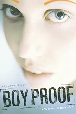 book cover of Boy Proof