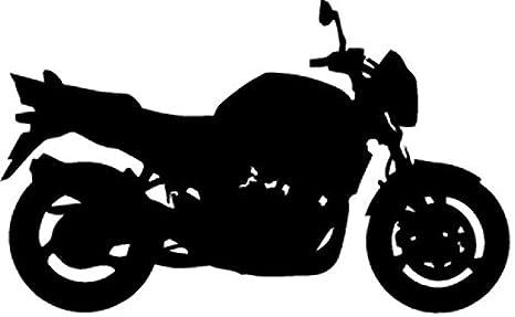 Amazon.com: Suzuki Bandit Motorcycle Motorbike Vinyl Decal ...