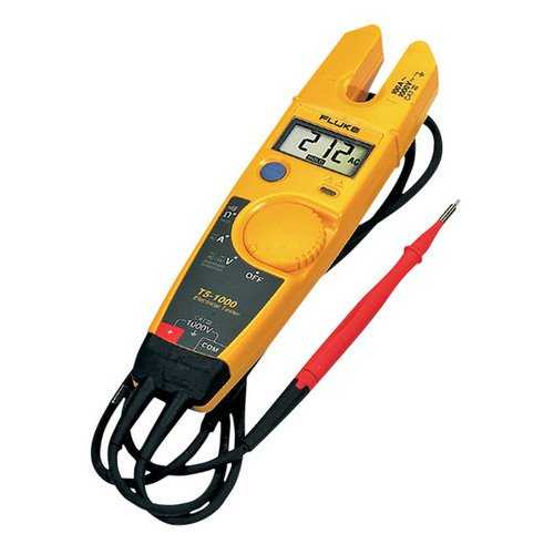 Fluke T5-1000 1000-Volt Continuity USA Electric Tester with a NIST-Traceable Calibration Certificate with Data by Fluke