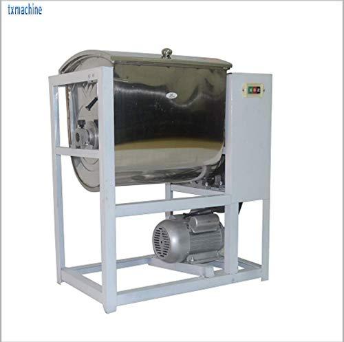 TX Commercial Dough mixer 5/15/25kg Dough mix machine 2200W Dough Kneading machine with Stainless steel Bucket (220V/50HZ, 25kg)