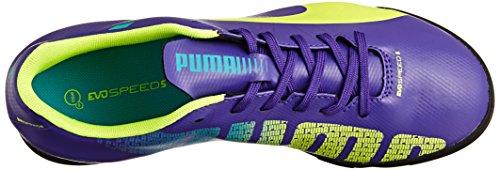 Tt Puma Uomo 5 prism violett fluro Violet Viola Evospeed 01 Blue Da 3 scuba Scarpe Calcio Yellow FqAxtrqw0