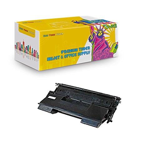 New York TonerTM New Okidata 1 Pack Okidata B6500 High Yield Toner for OKI B Series: B6500   B6500dn   B6500dtn   B6500n. --Black ()