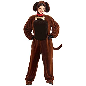 Forum Novelties Puddles The Puppy Costume, Brown, Standard