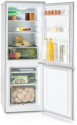 KLARSTEIN Bigpack - Nevera con congelador, refrigerador de 115 l ...