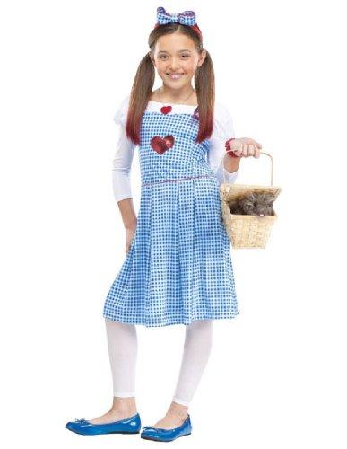 Big G (Dorothy Costume Girl)