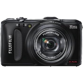 amazon com fujifilm finepix f600exr 16 mp digital camera with cmos rh amazon com Fuji FinePix HS25EXR fujifilm finepix f500exr manual español