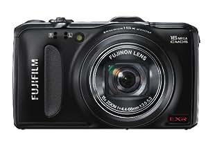Fujifilm FinePix F600EXR 16 MP Digital Camera with CMOS Sensor and 15x Optical Zoom (Black)
