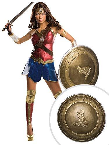 Wonder Woman Costume Kit Adult Medium with Shield