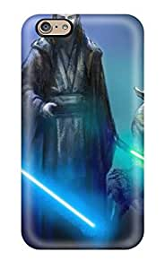 Hot OZsuLvJ1581wcoTk Star Wars Knights By Mcnealy D5n2mul Tpu Case Cover Compatible With Iphone 6