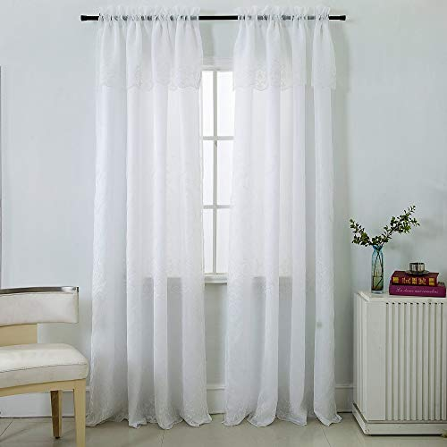Single Bristol Collection - RT Designers Collection Bristol Single Curtain Panel with 1.5