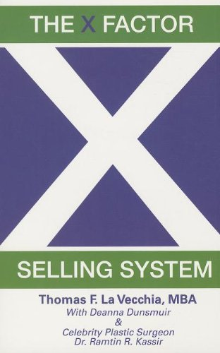 X Factor Selling System:The Sales Expert's Guide to Selling (System X-factor)