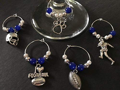 Penn State Fans Wine Charms