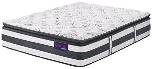Serta Icomfort Hybrid Observer Super Pillow Top, King, Mattress Only